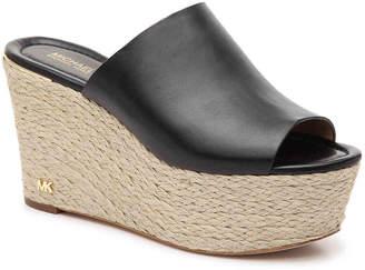 MICHAEL Michael Kors Cunningham Espadrille Wedge Sandal - Women's