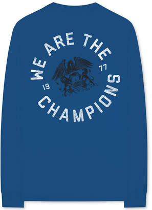 Bravado Queen We Are The Champions Long-Sleeve Men's Graphic T-Shirt