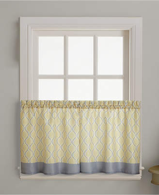 "CHF Morocco 58"" x 36"" Window Tier"