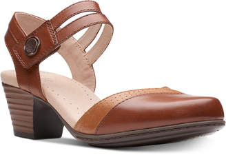 7cf132cef0f at Macy s · Clarks Collection Women s Valarie Rally Sandals