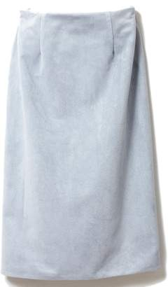 DRWCYS (ドロシーズ) - ドロシーズ スエード×レースリバーシブルタイトスカート