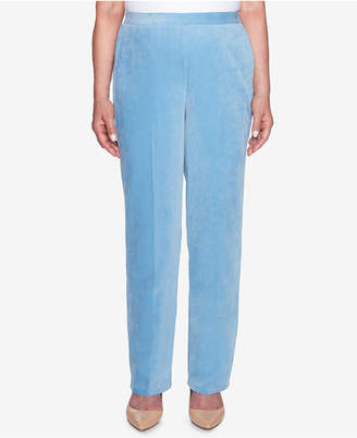 Alfred Dunner Simply Irresistible Corduroy Pull-On Pants