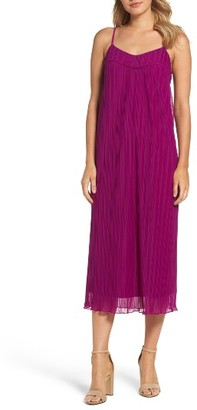 Women's Maggy London Textured Slipdress $148 thestylecure.com