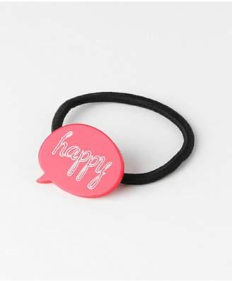 Sonny Label (ソニー ラベル) - Sonny Label HAPPYヘアゴム サニーレーベル 帽子/ヘア小物