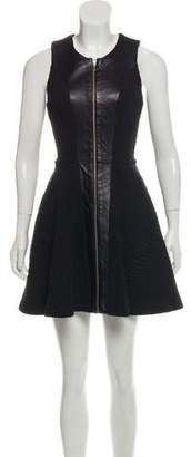 Nicholas Textured A-Line Dress
