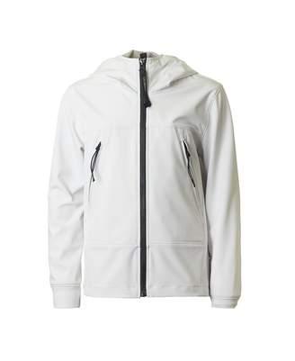C.P. Company Undersixteen Soft Shell Zip Through Jacket