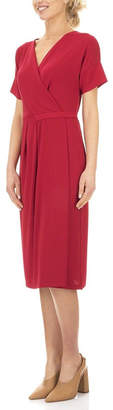 Seventy Red Jersey Dress