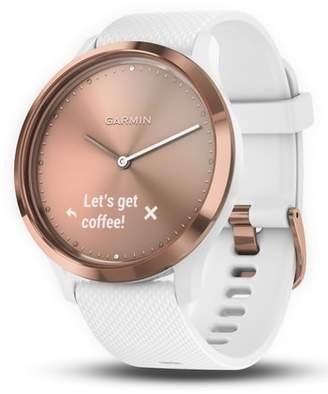 Garmin Vivomove HR Large Sport Hybrid Smart Watch