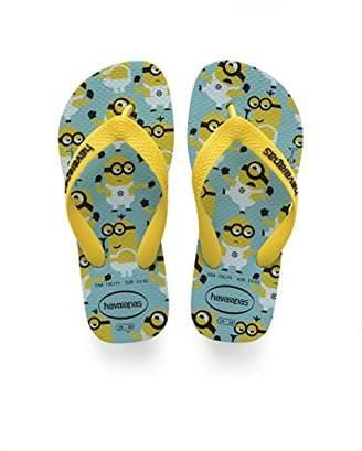 d8a8241b9c38 at Amazon.co.uk · Havaianas Kids  Minions Flip Flops