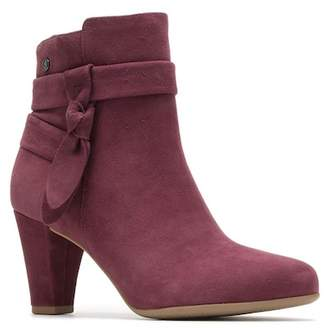 Hush Puppies Meaghan Bow Bootie