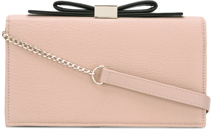 See By Chloe See By Chloé 'Nora' bow clutch bag