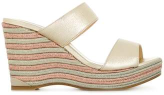 Jimmy Choo Parker wedge sandaks