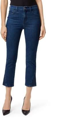 J Brand Ruby High Waist Crop Cigarette Jeans