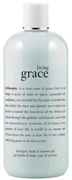 philosophy living grace shampoo bath and shower gel