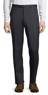 HUGO BOSS Straight-Leg Suit Pants