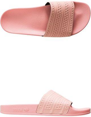 Adidas Adilette Slide $44.95 thestylecure.com