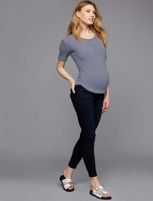 AG Jeans Secret Fit Belly Legging Ankle Maternity Jeans- Chromis