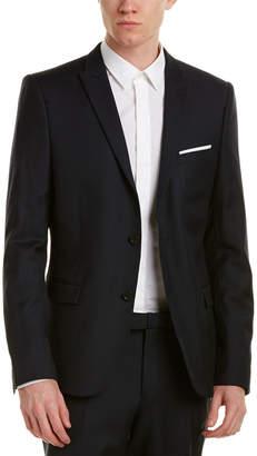 The Kooples Tailor Super 100'S Wool Blazer