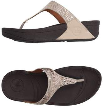 3d3592bc13f4 FitFlop Leather Lined Sandals For Women - ShopStyle UK