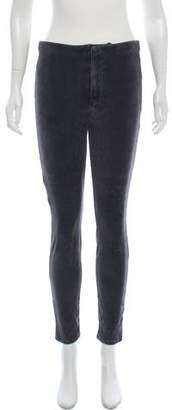Mother High-Rise Seamless Looker Pants