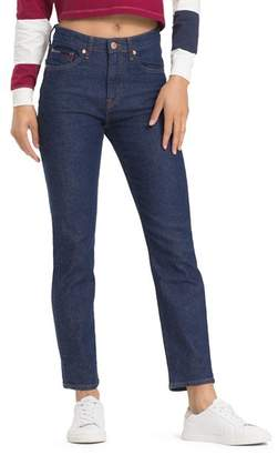 Tommy Jeans Izzy 1990 High-Rise Slim Jeans in Tommy Classic Rinse
