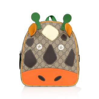 Gucci GUCCIGG Cow Backpack