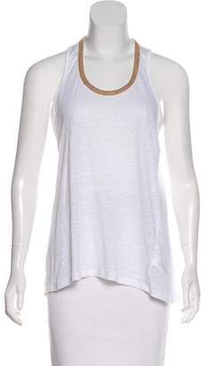 MICHAEL Michael Kors Sleeveless Embellished Top