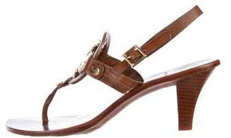 Tory Burch Holly Leather Sandals