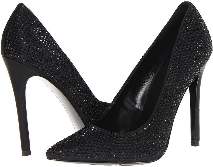 Nine West Glitter Big (Black) - Footwear