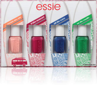 Essie 4-Pc. Spring 2017 Mini Nail Lacquer Set