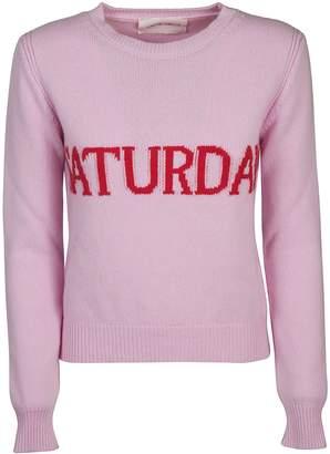 Alberta Ferretti Saturday Sweater