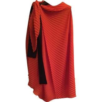 Philosophy di Alberta Ferretti Orange Top for Women