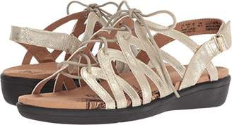 SoftStyle Soft Style by Hush Puppies Women's Paisley Sandal