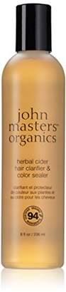 John Masters Organics Herbal Cider Hair Clarifier and Colour Sealer 236 ml