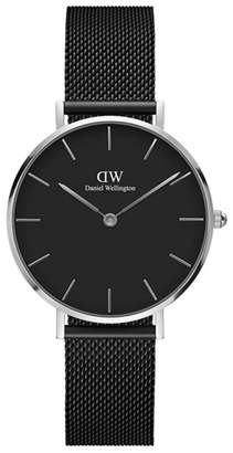 Daniel Wellington Ladies Black 'Classic Ashfield' Watch Dw00100202