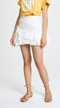 LoveShackFancy Ophelia Skirt