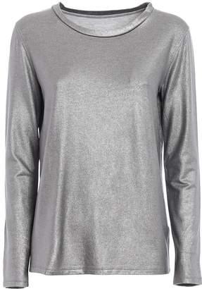 Majestic Filatures Soft Glitter Jersey T-shirt