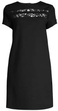 Escada Sport Dymi Technical Jersey Sheath Dress