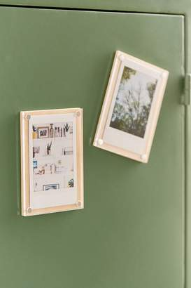 Urban Outfitters Instax Wood Photo Magnet