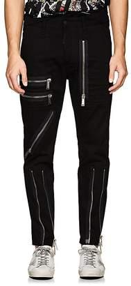 DSQUARED2 Men's Zip-Detailed Skinny Jeans