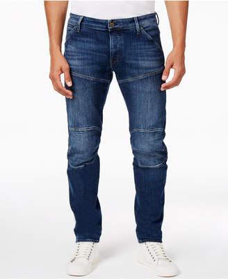G Star G-Star Men's 5620 Deconstructed 3D Slim-Fit Stretch Jeans, Created for Macy's