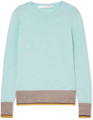 Victoria, Victoria Beckham - Wool Sweater - Mint