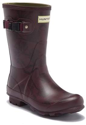 Hunter Norris Field Short Printed Boot