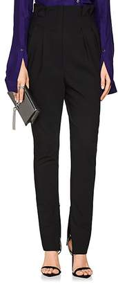 Ji Oh Women's High-Waist Tapered Trousers