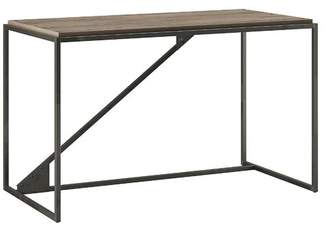 Greyleigh Rosemarie Industrial 2 Piece Desk Office Suite