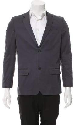 Marc Jacobs Notch-Lapel Two-Button Blazer
