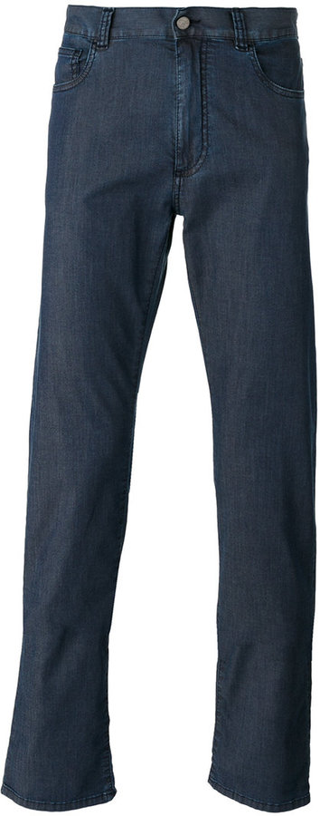 Canali Canali slim-fit jeans