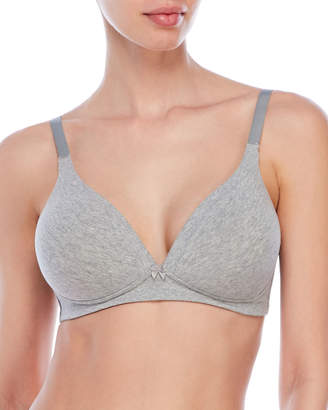 Warner's Invisible Cotton Comfort Bra