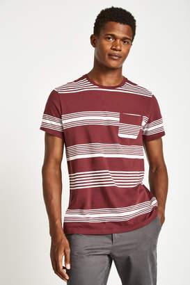 Jack Wills Barling Striped T-Shirt