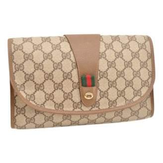 Gucci Cloth Clutch Bag